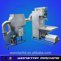 grinded centrifugal dryers +plastic drying system