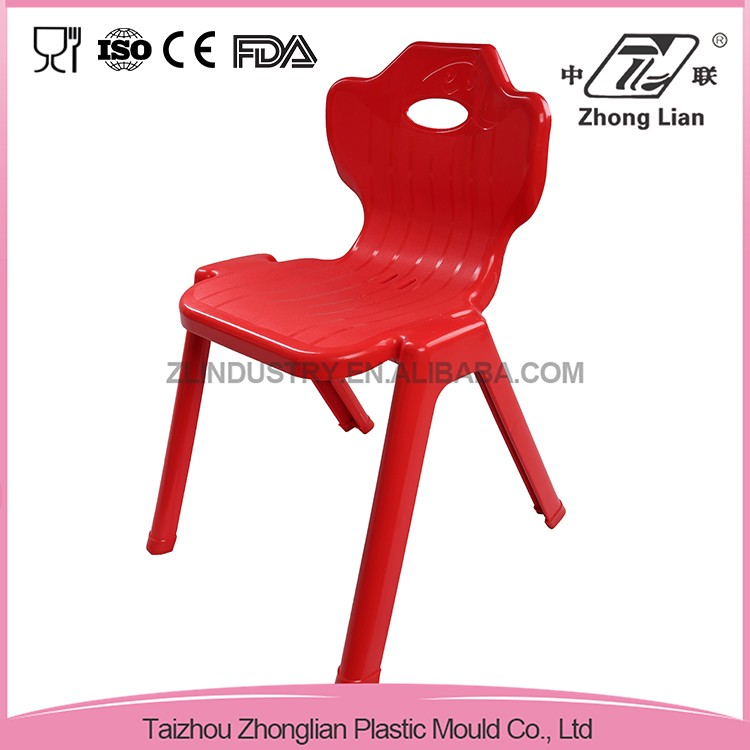 Eco-friendly plastic cheap 38cm high home useful stackable pp chair