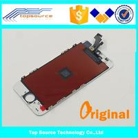 100% High Quality Test Before Black Color Touch Screen Digitizer+ LCD Display Replacement For iPhone5