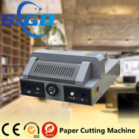 Small Hand Operated Manual Guillotine Paper Cutter Cutting Machine