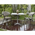 Wholesale Balcony Set 2 Seater Outdoor Lounge Coffee Shop Cafe Furniture
