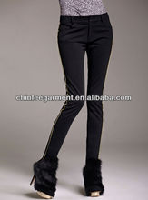 Sexy Women Skinny Knitting Pants Trousers