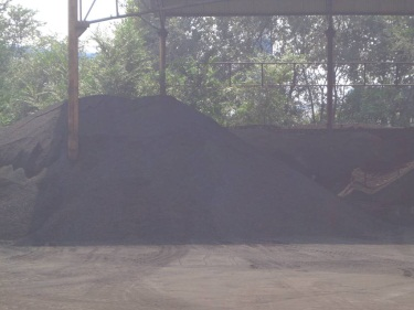 Raw material (Activated carbon)