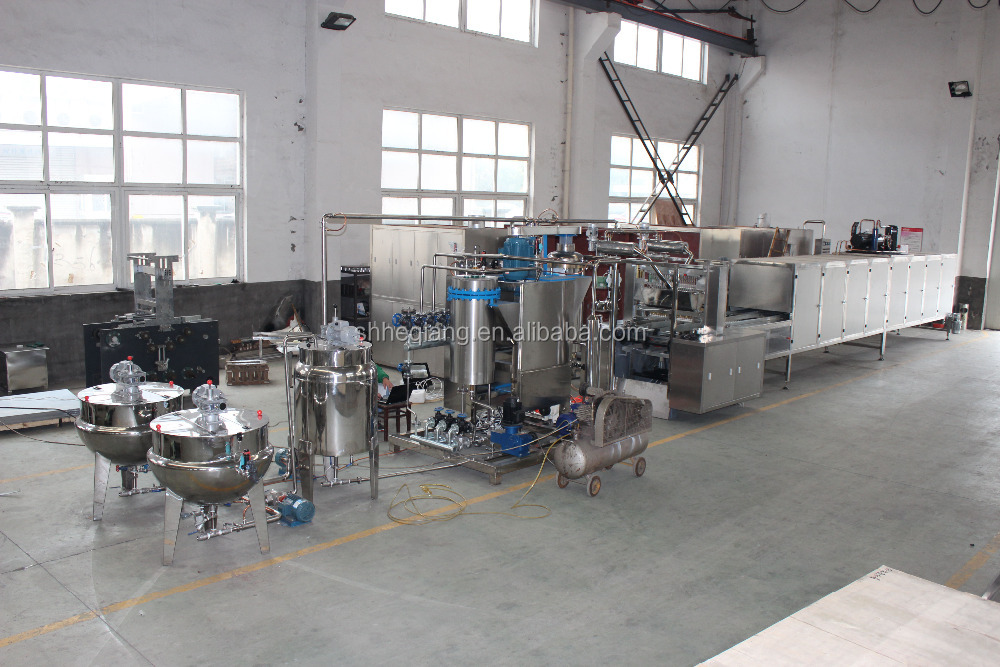 Factory sale electric hard candy making machine