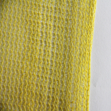 Yellow Color Agriculture Sun Shade Netting for garden outdoor