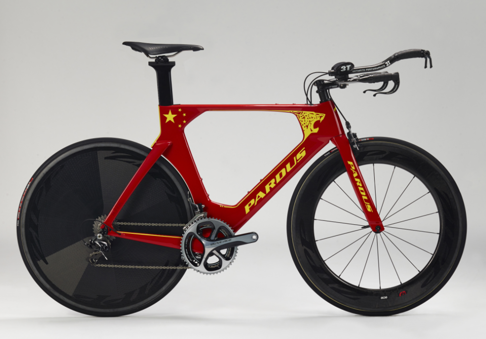 P7 OEM AERO TT carbon frame with high quality, Time Trail Bike frame for sale