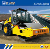 XCMG official manufacturer XS223JE 22ton road roller vibrator