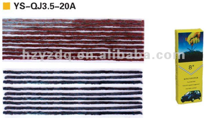 car tyre rubber seal patch