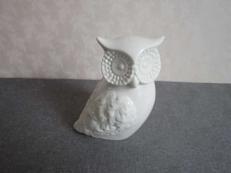Hot new products craft small ceramic owl for sale