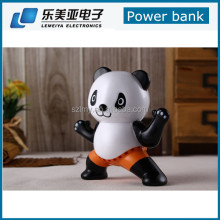 New wholesale smartphones external mah power banck bank catron panda