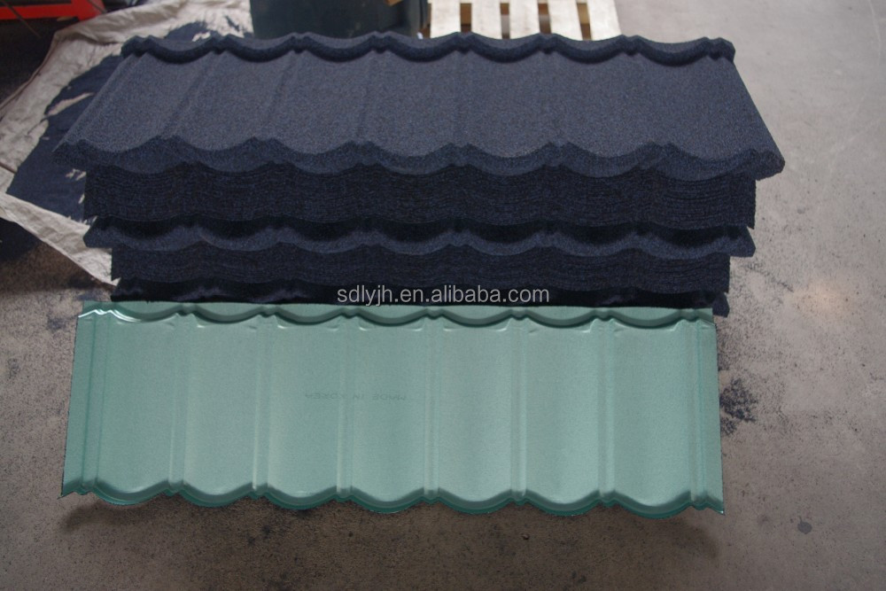 white clay roof tiles Best Quality 0.4mm -0.5mm Steel Roof Tiles Prices