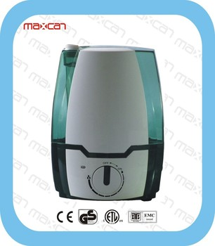 Anion Ultrasonic with Humidistat air humidifier with ionizer