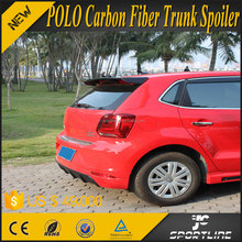 Carbon Fiber Auto Car Rear Trunk Spoiler for Volkswagen VW POLO 6R 11-15