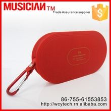 Wireless Bluetooth Speaker, Actions 2.1 Chipset, Built-in Mic Powerful High-Def Sound for smart phone