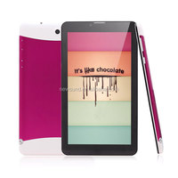 7 inch Android Tablet PC MTK6572 Dual Core CPU With 3G,GPS,Bluetooth,FM Tablet PC