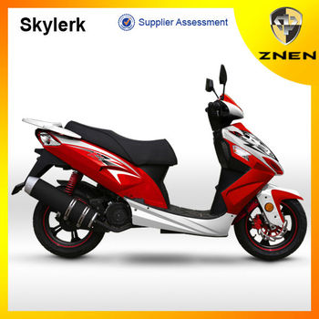 2017 scooter 50cc ZNEN aircooling CDI starter road bike for sale