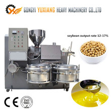 Multifunctional household automatic oil press used