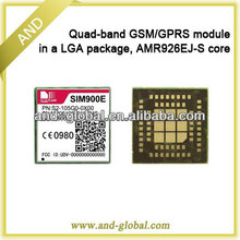 2G New smallest LGA gsm gprs SIM900E module