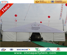 Outdoor aluminum frame PVC industrail storage warehouse tent