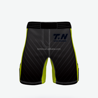 crossfit Sublimation mma shorts mma fight shorts