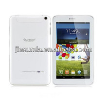 NEW Sanei G708 3G Phone Call 7 inch Tablet PC Android 4.2 MTK8312 Dual Core 1.3GHz 512MB+8G Bluetooth GPS WiFi HDMI 2G Tablets