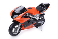Gas power 2 stroke pocket bike 49cc engine Japan
