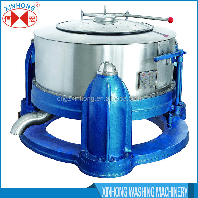 JTS-1100P commercial stainless spin dryer,dewatering machine
