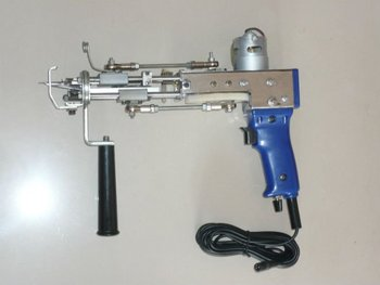 HAND TUFTING GUN FOR CARPET, MODEL GD1