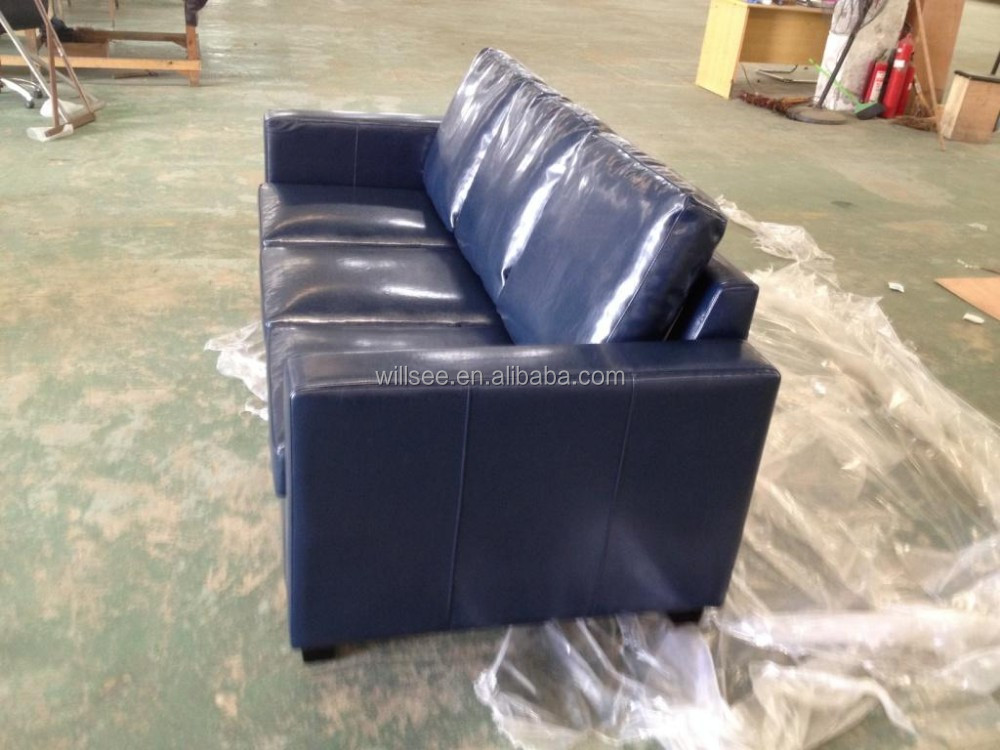 FH-1002,High Quality Classic Two Seat Love Seat PU Leather Sofa
