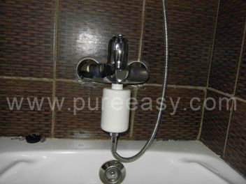 Bathroom Use Shower Water Filter/Purifier