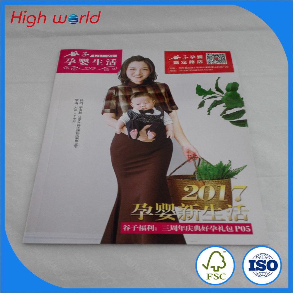 Book, brochure, flyer, poster, card, cataloge printing in china