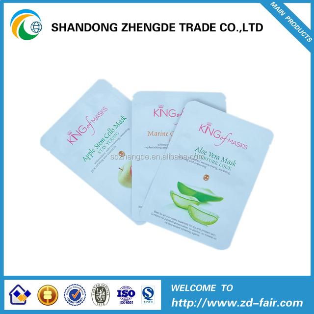 Face mask bag sachet aluminum foil sachet bag sachet roll