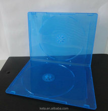 5mm Super Slim Double DVD Blu-ray Case With Printing Logo