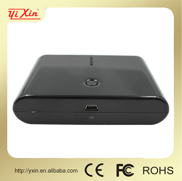 High Capacity 12000mAh universal external battery pack for laptop