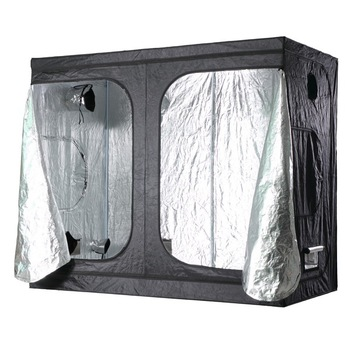 Orientrise Hydroponic Grow Tent Room for Indoor Plant Growing plastic or metal Corners