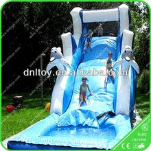 Hot sell Inflatable slide for kids and adults in summer,diy sliding cabinet doors