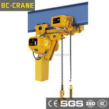 Customized High Speed 7.5t Electric Chain Hoist Remote Control,construction lift hoist,alibaba china supplier