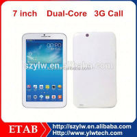 7 Inch MTK6572 dual core gps,hdmi,low price phone call tablet pc