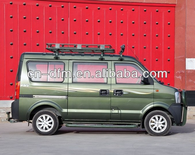 Dongfeng Well-being Mini Passenger Van for sale, mini bus price