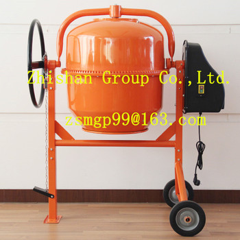 CM185(CM50-CM800) Small Concrete Mixer Portable Concrete Mixers
