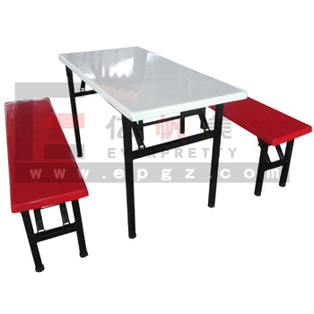Dining Room Restaurant Furniture Set Food Court Chairs Tables