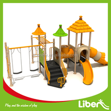 large play structure for sale,kids used amusement park games,attractive outdoor homemade playground equipment LE.DC.008