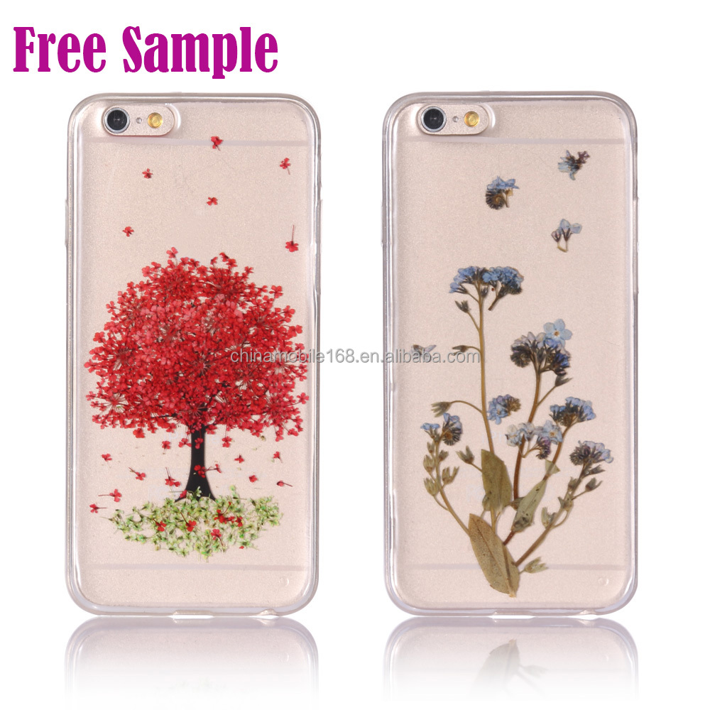 [somostel] Dry pressed flower custom mobile cases cover for samsung galaxy s6 edge, for samsung galaxy note 3 5 case cases