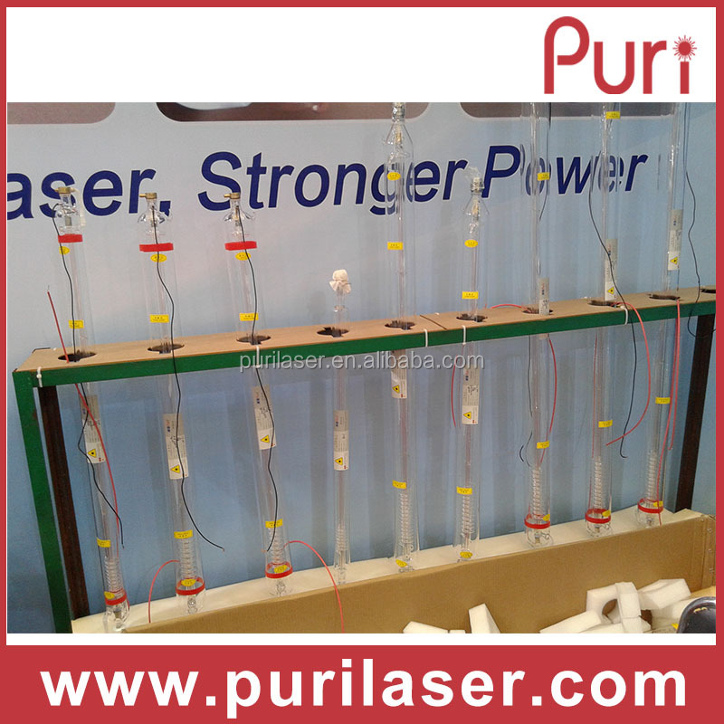 Puri 80W CO2 Laser Tube up to 90W, better for Laser Cutting Machine