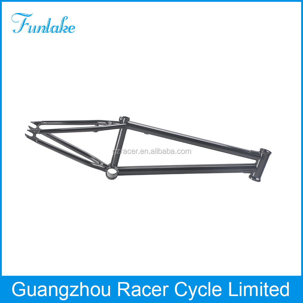 Colorful high quality BMX bicycle frame