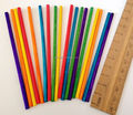 round color craft stick