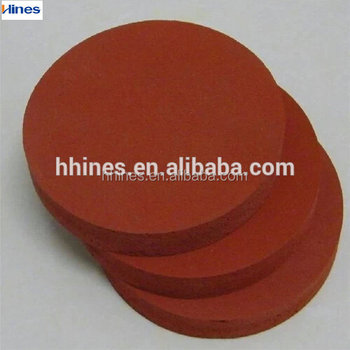High Temp Heat Press Silicone Sponge Foam Rubber Sheet