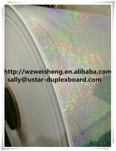 holographic metalized paper,Dot Printed Gift Wrapping Paper,Gift Laser Paper