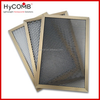 Customized size, anti-corrosion and Fireproof Aluminium Honeycomb Core for panel material composite