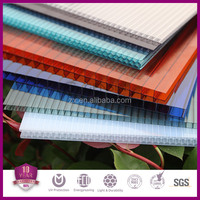 Gensin Polycarbonate Sheets Roofing Solutions 8mm-10mm
